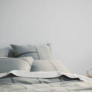 5折起 全场$10起收Sheridan 春季上新 床单、被套、抱枕、毛巾好价入