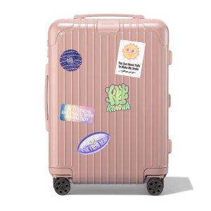 €30收收最新沙漠款贴纸RIMOWA 行李箱贴纸专场 让你的爱箱与众不同