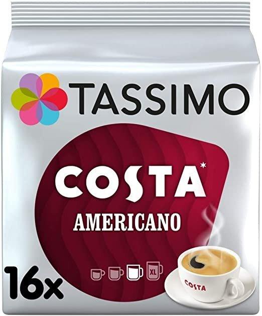 Costa 美式咖啡 80胶囊