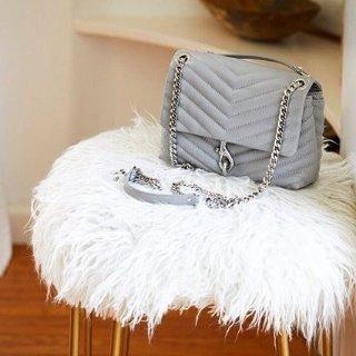 低至2.5折 腰包$39.99起Rebecca Minkoff Sample Sale 精选包包、服饰热卖