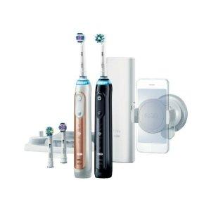 Oral BGenius 9000 Dual Handle 电动牙刷套装