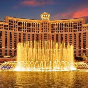 适用拉斯维加斯13家精彩酒店银联卡专享优惠