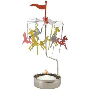 书桌上的精致点缀走马灯 旋转烛台 热卖 超多款式可选