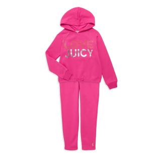 低至3.3折 封面套装有7-12大童码Juicy Couture 童装童鞋优惠特惠 套装$14.97起