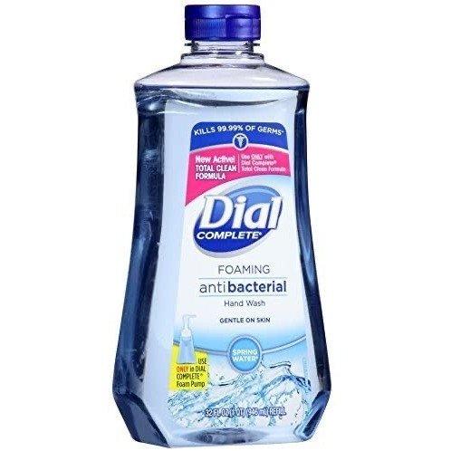泡沫洗手液补充装 32oz