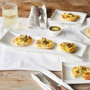 Villeroy & BochNewWave antipasti set 5 pieces Villeroy & Boch