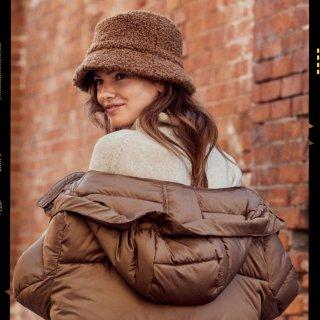 额外7折+免邮 $17收法棍包H&M 秋冬怎么穿 3招时尚又实用