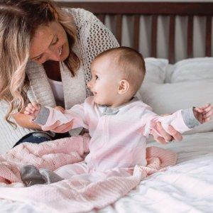 低至$10即将截止:Burt's Bees Baby 婴幼童有机棉睡衣特卖