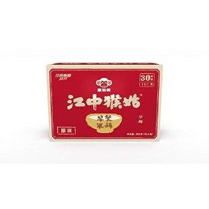 Jiangzhong Hougu Breakfast Rice Cereal 30 Packs 江中猴姑早餐米稀原味30天装