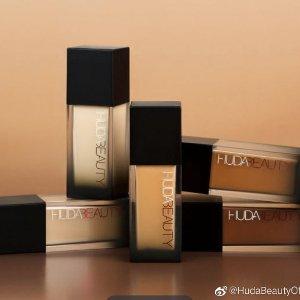 Huda Beauty FauxFilter粉底液 6.6折 完美无瑕的哑光妆效