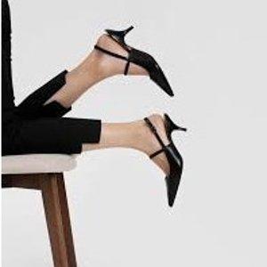 低至5折Charles Keith 美鞋专场热卖