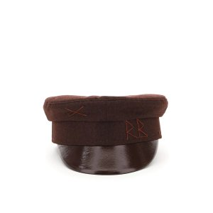 Ruslan Baginskiy报童帽