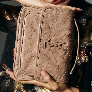 限时8.5折 三宅一生tote$508MATCHESFASHION 时尚精品 YSL明星NIKI、巴黎世家沙漏包