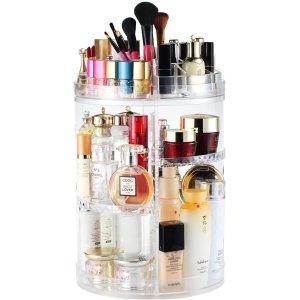 $29.99(原价$35.99)Boxalls 亚克力旋转化妆品收纳架