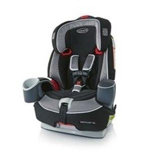 $89黒五价:Graco Nautilus 三合一儿童汽车座椅