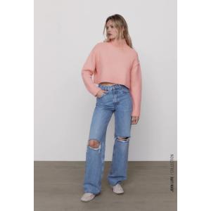 Zara毛衣针织衫