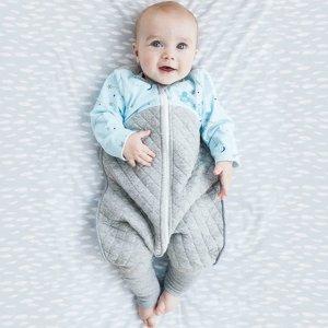 8折 蝶式睡袋补货,码全补货:Love To Dream 宝宝睡袋促销 众多妈妈推荐产品