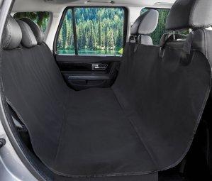 $15.20BarksBar 防水汽车宠物座椅吊床套 - 黑色