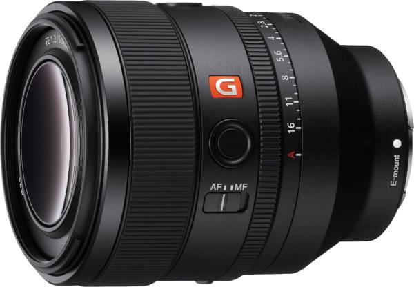 G 大师 FE 50mm F1.2 GM 全画幅定焦镜头