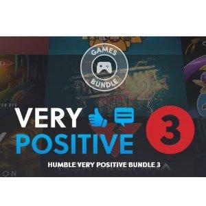 $1Humble Very Positive Bundle 3 PC Digital