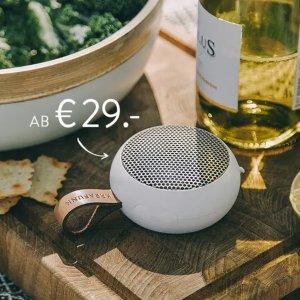 低至€29 收便携小音箱