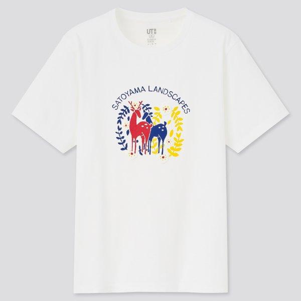 SATOYAMA LANDSCAPES T恤