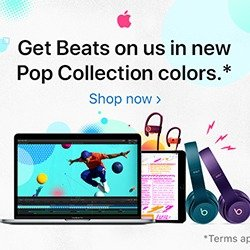 Get Beats headphones when you buy an eligible Mac or iPad Pro for college.And save on a Mac or iPad Pro with Apple education pricing