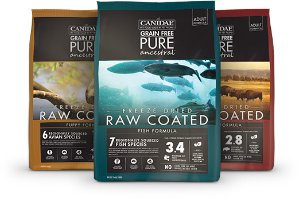 25% offCANIDAE Grain-Free Pure Freeze-Dried Raw Coated Dry Dog Food