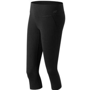 低至5折 超低门槛包邮New Balance Capri 女款运动裤促销