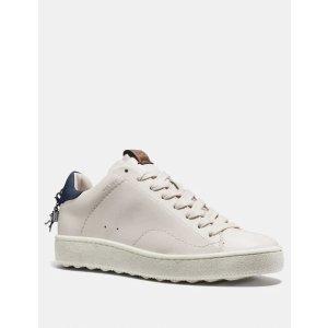 CoachC101 小白鞋