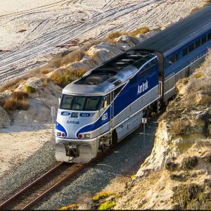 低至7折Amtrak官网 全美大部分线路列车购票三日特惠