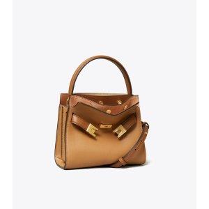 Tory BurchLee Radziwill Petite Double Bag