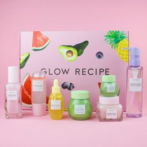 20% Off11th Anniversary Exclusive: Glow Recipe Full-Sized Skincare Products on Sale