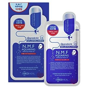 $14.79[MEDIHEAL] N.M.F Aquaring Ampolue Mask EX. 25ml Pack of 10