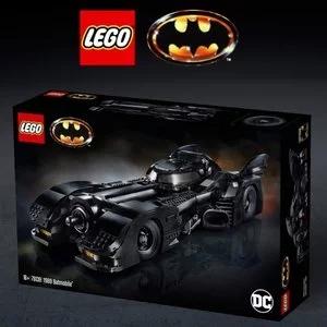 249.99欧+赠 迷你版 黑五上市黑五预告:LEGO官网 1989蝙蝠侠战车 76139