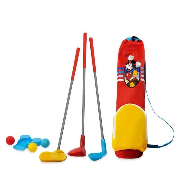 Mickey Mouse 儿童高尔夫玩具套装