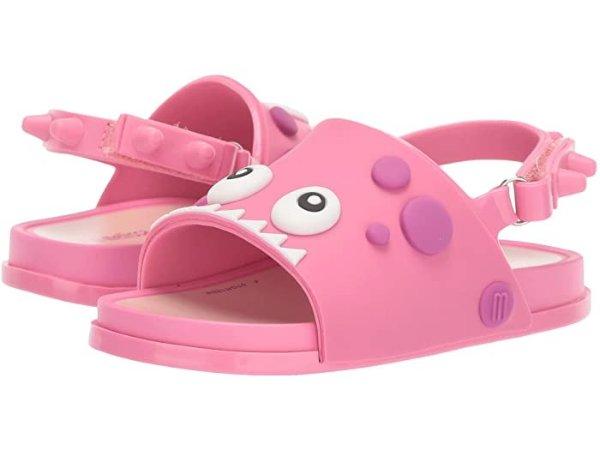 小童果冻鞋