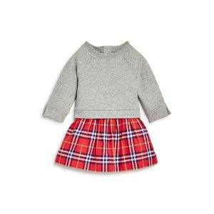 女童卫衣裙