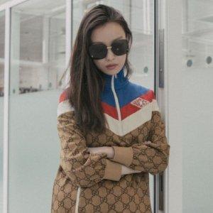 全场75折 倪妮、杨幂同款都有Maverick & Wolf 眼镜热促 收Gucci、Dior、Chloe、Miumiu