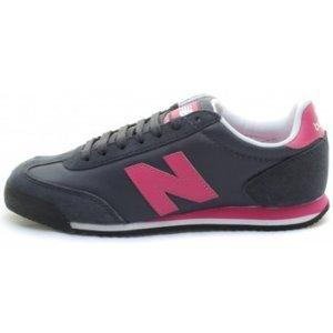 New Balance褐色复古运动鞋