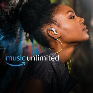 Free60-day free trial of Amazon Music Unlimited