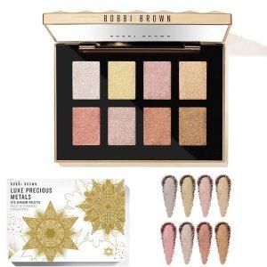 预计10月发售 抢先看实物图美妆速递:Bobbi Brown 2021 圣诞系列曝光 全员闪片
