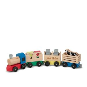 低至5.3折儿童玩具清仓热卖 Melissa & Doug、FAO Schwarz等都参加