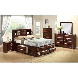 $799起Madison 卧室家具套装促销 含带收纳柜的床、床头柜等