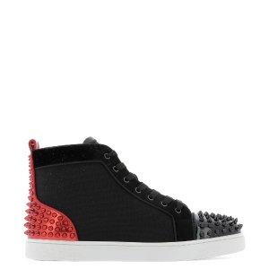 Christian LouboutinLou Spikes 2 铆钉高帮鞋