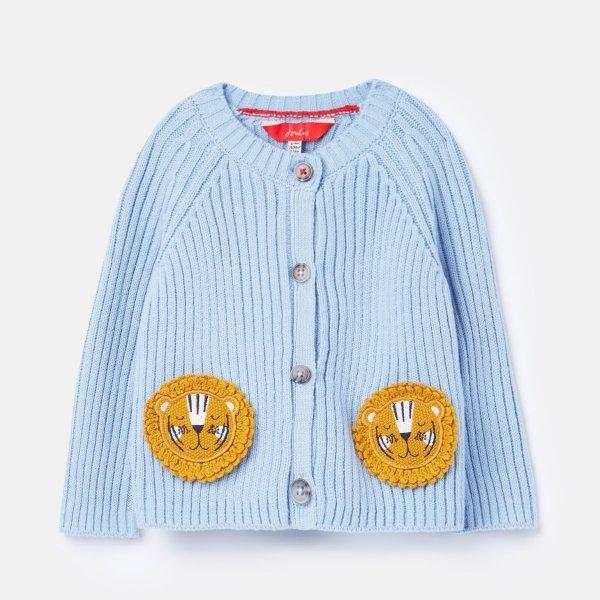 婴幼儿针织开衫