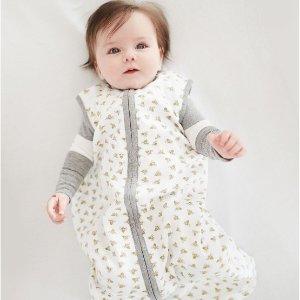 2 for $30Organic Baby Wearable Blanket Sale @ Burt's Bee Baby