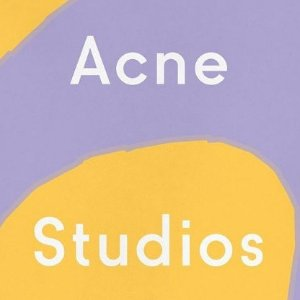 低至2.5折 Jemma靴$228最后一天:Acne Studios 北欧小众风 低至$20  错过等半年