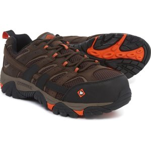 Shoes - Composite Safety Toe (For Men)