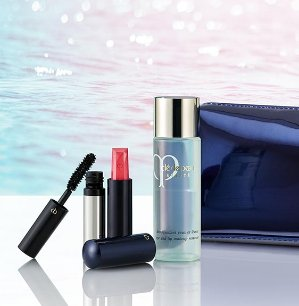 Free 4-Piece GWPWith any $250 Purchase @ Cle de Peau Beaute